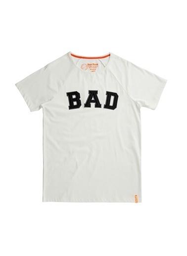 Bad Bear Erkek Tişört Bad Convex 200107026-Wht Beyaz